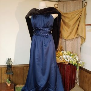 ❤️ Straples Gown - Wedding, Prom, Special Occasion